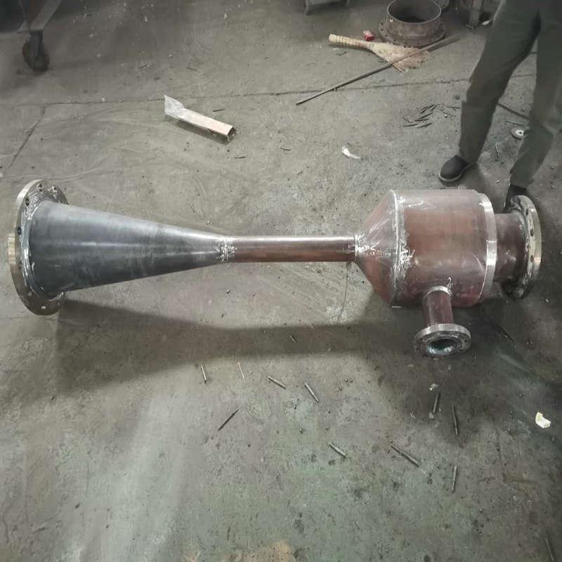 蒸汽喷射压缩器